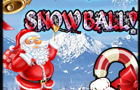 Santa Snowball by havokentity