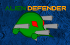 Alien Defender by RedRain