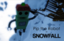 Pip the Robot: Snowfall
