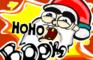 Tickle Big Fat Santa