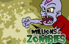 Millions of Zombies by alexmtl