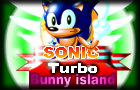 Sonic Turbo bunny island by mrthequ