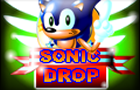 Sonic drop game by mrthequ