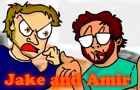 Jake and Amir Animated by NGjames
