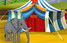Elephant Circus by flobzoo
