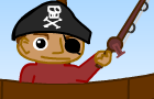 Pirate Boy Fishing