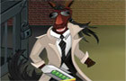 Detective Horse by Vche