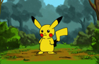 Pikachu Learns Explosion