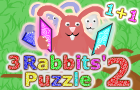 3 Rabbits' Puzzle 2 by Hogarius