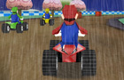 Mario Rain Race