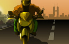Mat Rempit : The Chase by josh-tamugaia