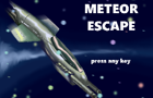 Meteor Escape by oladitan