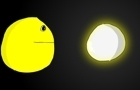 PacMan And The Big Pellet