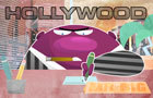 Hollywood by Gerkinman
