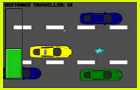 Taxi Race by gamesforgame