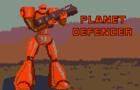Planet Defender by oladitan