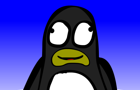 The Retarded Penguin  by HauntedOysters