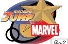 Shonen Jump vs Marvel by sampearce8