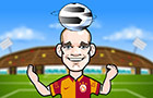 Sneijder Bouncing Ball