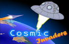 Cosmic Invaders by plasmatrip