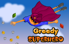 Greedy Superhero by plasmatrip