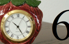 FFIV: StrawberryClock XIV by theicecubeclock