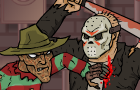 slasher icons by drill-warrior