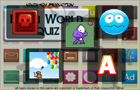 Flash World Quiz