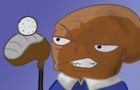 Admiral Ackbar Plays Golf