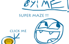Super (lame) Maze by gabenisgaben