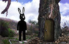 A Rabbit Fable by antipirina