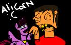 alicorn twilight react