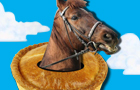 Horse Pie by thingupstairs