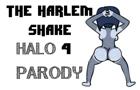 The Harlem Shake Halo by SoundsOfMinecraft