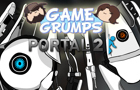 Game Grumps - Portal 2 by Jaba992