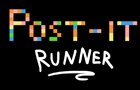 Post-it RUNNER by Lokkenessmonster