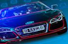 3D Neon Racing