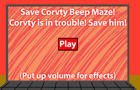 Corvty Maze by nat29