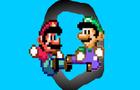 Epic Mario vs.Luigi prt1