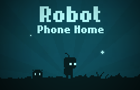 Robot Phone Home by ChmanA11W