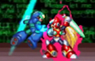 X vs. Zero by ultimatemaverickx