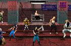 Mortal Kombat Shake by lavallelee