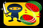 Fruity Ninja by ooitoro