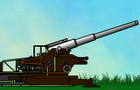 Army Cannon by kwakagames