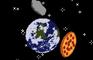 Space Pizza Defense