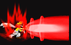 Hyper mario Firebeam by mgze