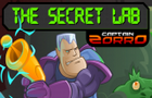 Captain Zorro: Secret Lab by gamezhero