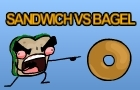Sandwich VS Bagel by rhys510