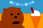 Beach Comedy by FavouriteBear