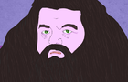 Hagrid by Galtoons